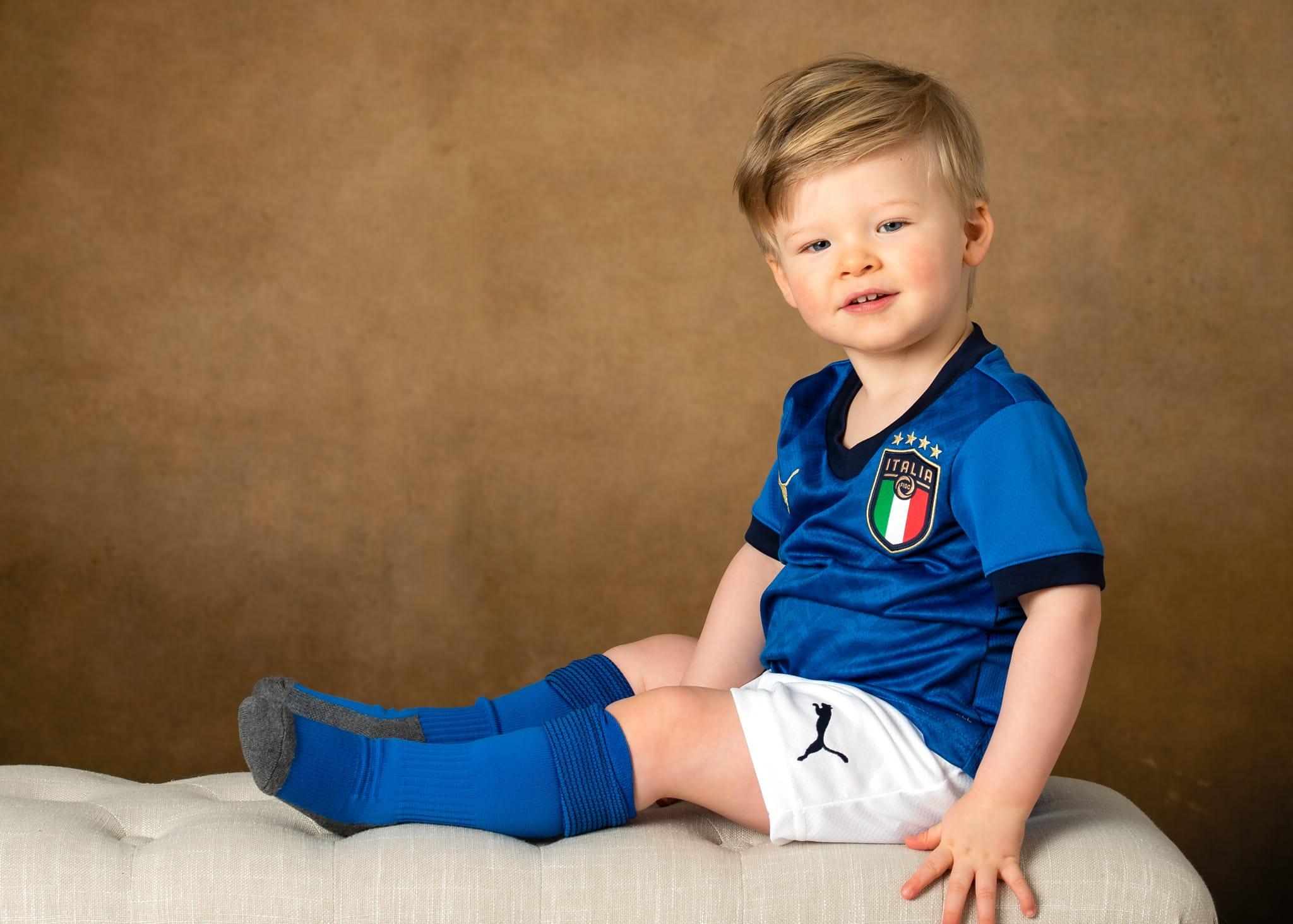 Studiofoto barn 20 mån Kungälv